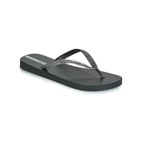 Ipanema LOLITA III women's Flip flops / Sandals (Shoes) in Black