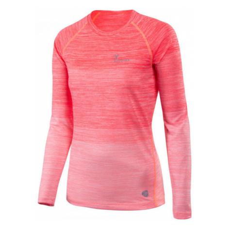 Klimatex FLISS pink - Women's running T-shirt