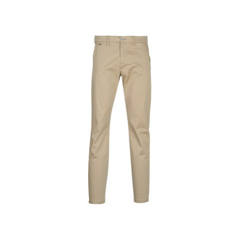 Guess MYRON men's Trousers in Beige