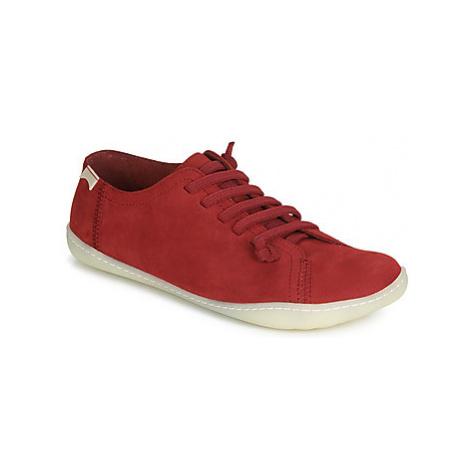 Camper PEU CAMI women's Casual Shoes in Red