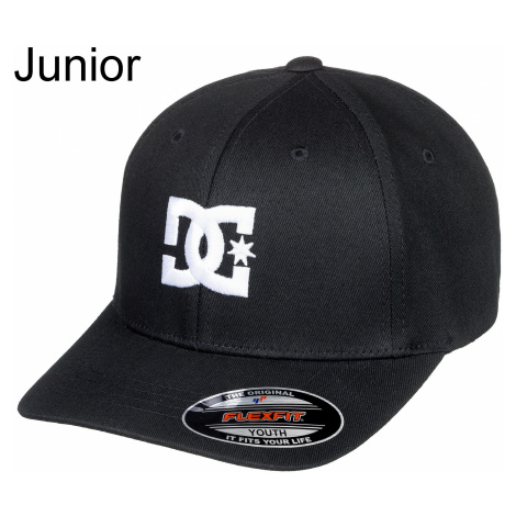 cap DC Cap Star 2 Youth - BLK/Black - boy´s