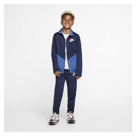 Nike Sportswear Older Kids' Tracksuit - Blue