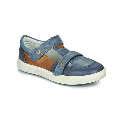 GBB VARNO boys's Children's Shoes (Trainers) in Blue