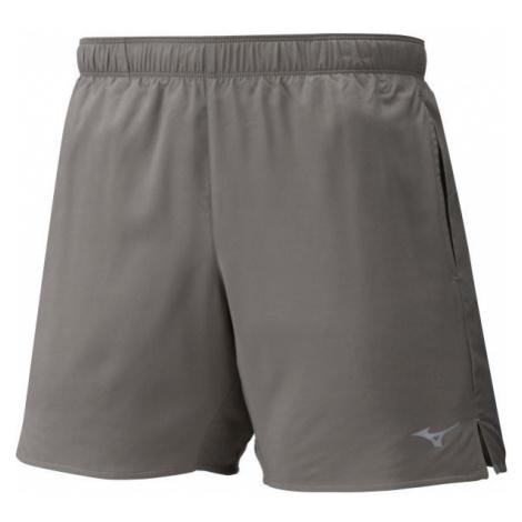 Mizuno CORE 5.5 SHORT grey - Men's multisport shorts