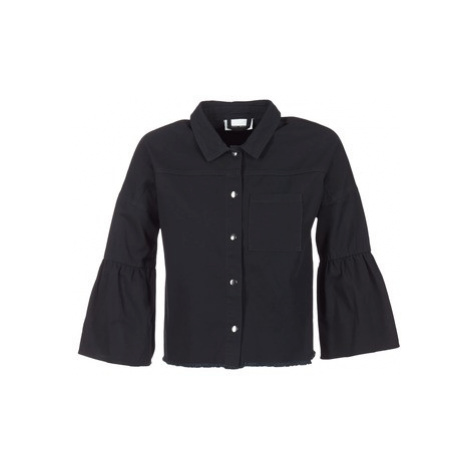 Noisy May CELESTE women's Shirt in Black
