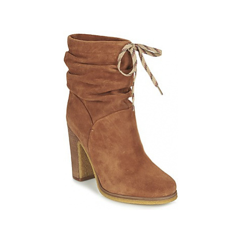 See by Chloé SB27116 women's Low Ankle Boots in Brown