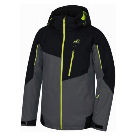 Hannah ANDREAS black - Men's ski jacket