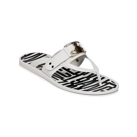 Vivienne Westwood SANDAL FRAME ORB men's Flip flops / Sandals (Shoes) in White