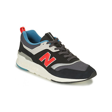 New Balance CM997 women's Shoes (Trainers) in Black