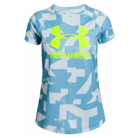 Under Armour Kids T-shirt Blue