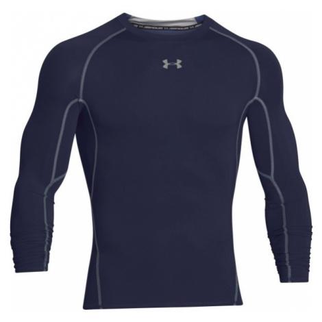 Under Armour HG ARMOUR LS black - Men's compression T-shirt