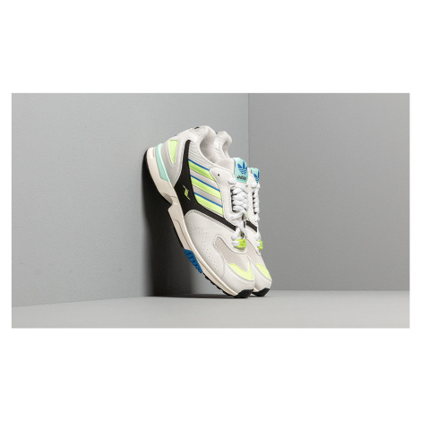 adidas ZX 4000 Crystal White/ Semi Solar Yellow/ Core Black