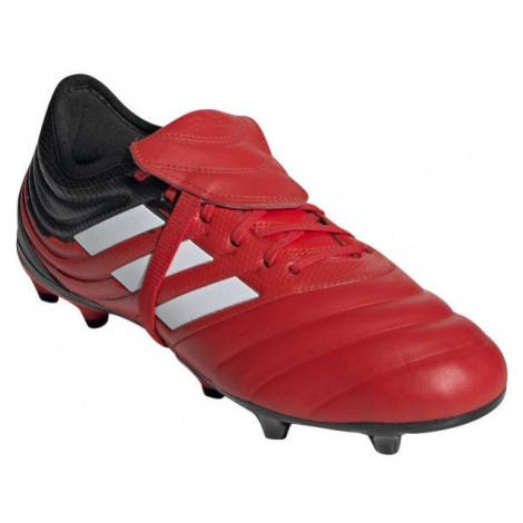 adidas COPA GLORO 20.2 FG red - Men's football shoes