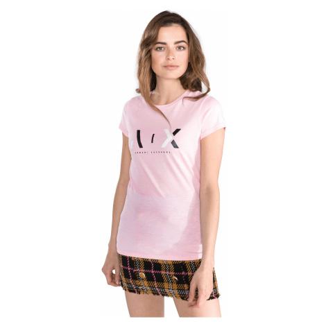 Armani Exchange T-shirt Pink
