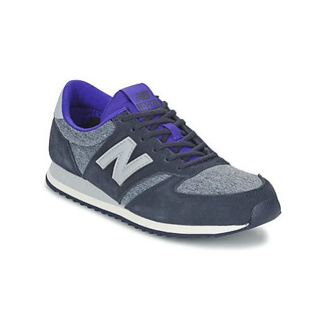 New Balance WL420 women's Shoes (Trainers) in Blue