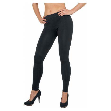 Urban Classics - Ladies PA Leggings - Leggings - black