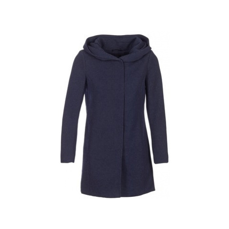 Only SEDONA women's Coat in Blue