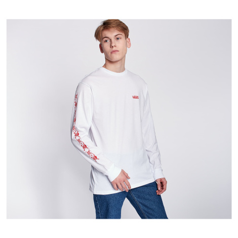 Vans Anaheim Factory Long Sleeve Tee White