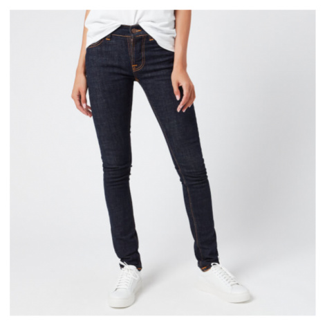 Nudie Jeans Tight Terry Jeans - Rinse Twill Nudie Jeans Co