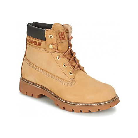 Caterpillar LYRIC women's Mid Boots in Brown