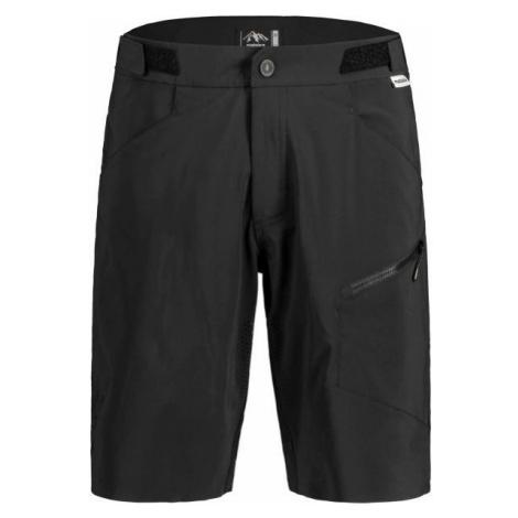 Maloja FUORNM black - Men's biking shorts