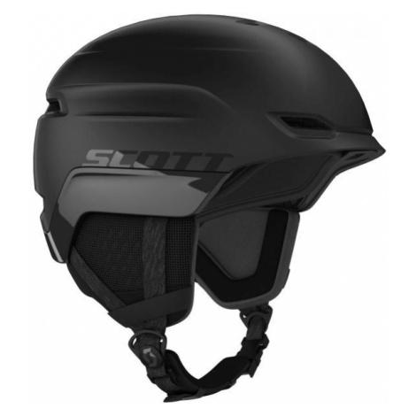 Scott CHASE 2 HELMET PLUS black - Ski helmet