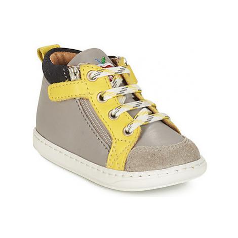 Shoo Pom BOUBA BI ZIP JASPER boys's Children's Mid Boots in Grey