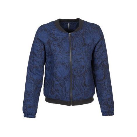 Naf Naf LORRICE women's Jacket in Blue