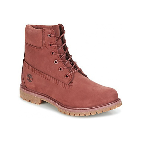 Timberland 6IN PREMIUM BOOT women's Mid Boots in Brown