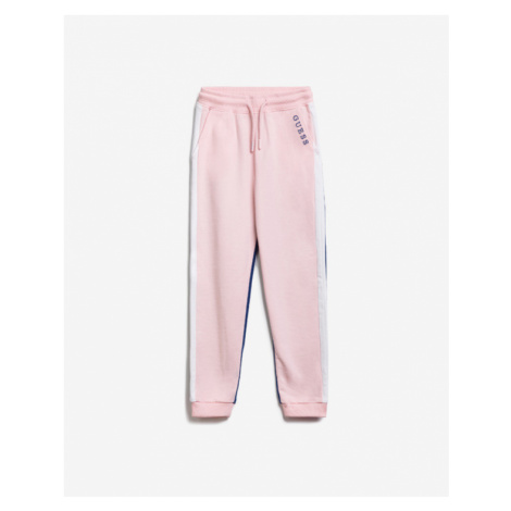 Guess Kids Joggings Blue Pink