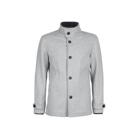 Jack Jones JOE CORE men's Coat in Grey Jack & Jones