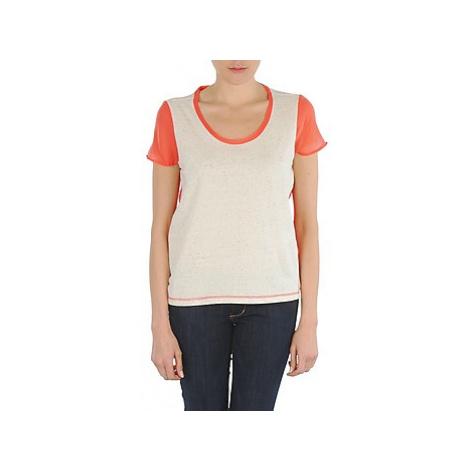 Eleven Paris EDMEE women's T shirt in Beige