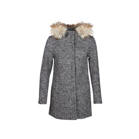Only ONLGIANNA women's Coat in Grey