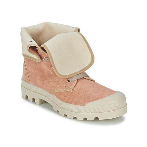 Casual Attitude BOPESSA women's Shoes (High-top Trainers) in Pink