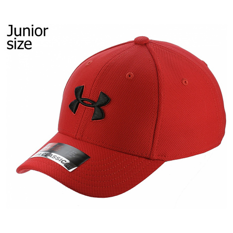 cap Under Armour Blitzing 3.0 Youth - 600/Red