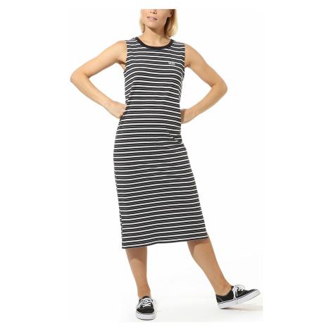 dress Vans Mini Check Midi - Black - women´s
