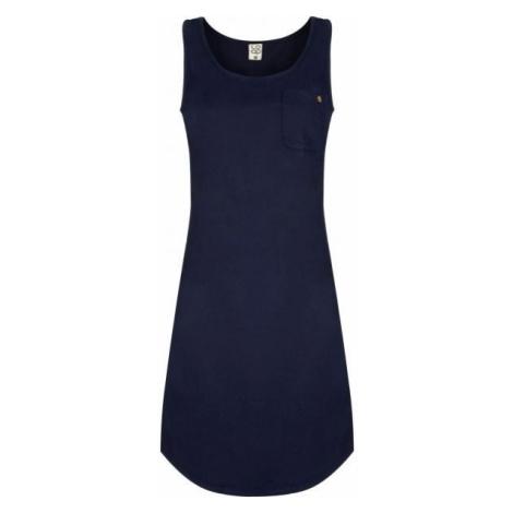 Loap NICOL dark blue - Women's dress