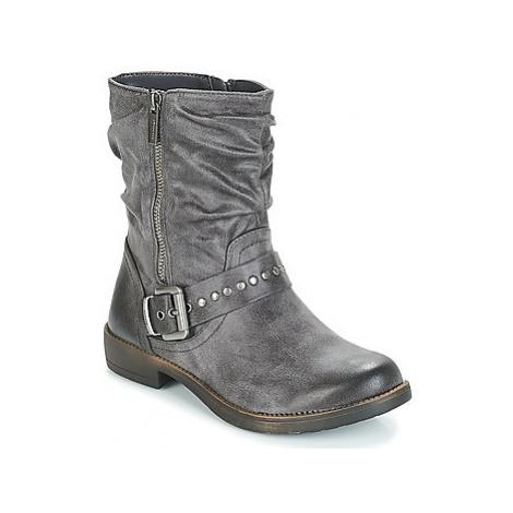 MTNG KOCHA women's Mid Boots in Grey
