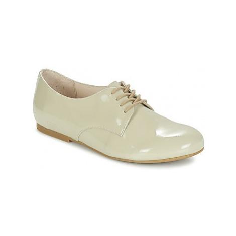 Birkenstock SAUNDERS women's Casual Shoes in Beige