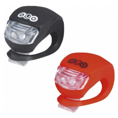 One ALIEN SET black - Front and rear safety light