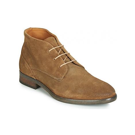 Hudson IOMMI men's Mid Boots in Brown Hudson London