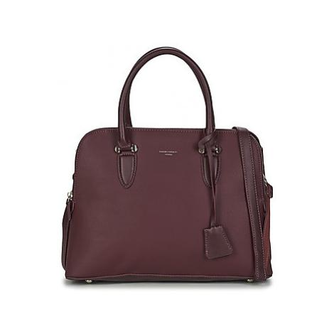 David Jones CM5349-D-BORDEAUX women's Handbags in Bordeaux