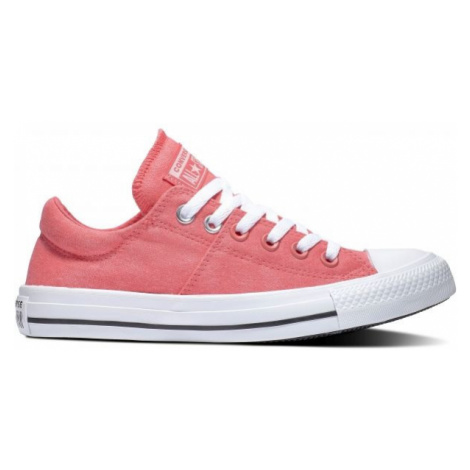 Converse CHUCK TAYLOR ALL STAR MADISON red - Women's low-top sneakers