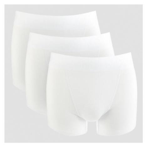 MP Men's Essentials Training Boxers - White (3 Pack)