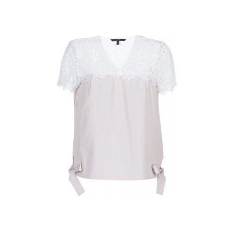 Vero Moda VMVILMA women's Blouse in White
