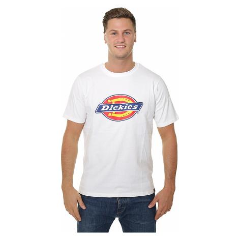 T-Shirt Dickies Horseshoe - White - men´s