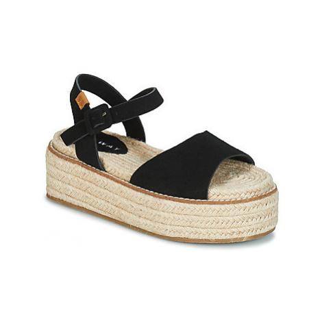 Coolway RAMEN women's Sandals in Black