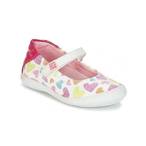 Agatha Ruiz de la Prada CLEVER girls's Children's Shoes (Pumps / Ballerinas) in White