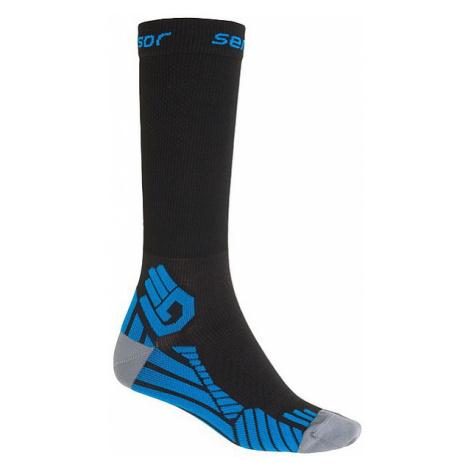 socks Sensor Compress - Black