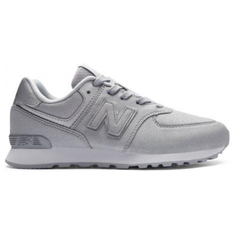 New Balance 574 - Silver